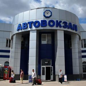 Автовокзалы Орловского