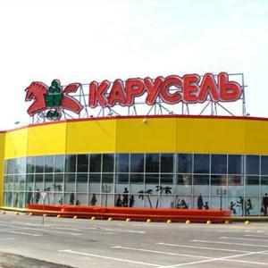 Гипермаркеты Орловского