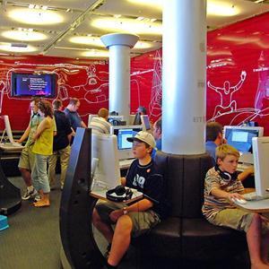 Интернет-кафе Орловского