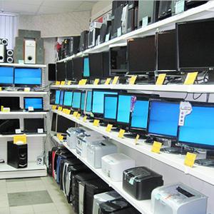 Компьютерные магазины Орловского