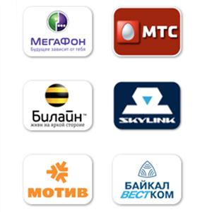 Операторы сотовой связи Орловского
