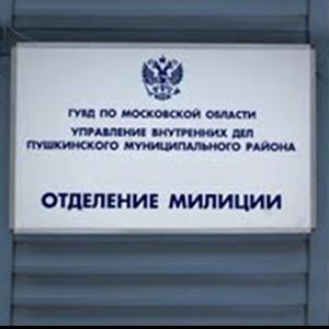 Отделения полиции Орловского