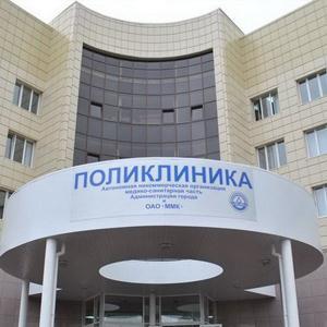 Поликлиники Орловского