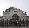 Железнодорожные вокзалы в Орловском