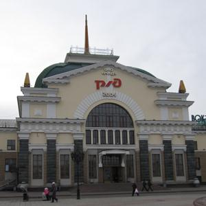 Железнодорожные вокзалы Орловского